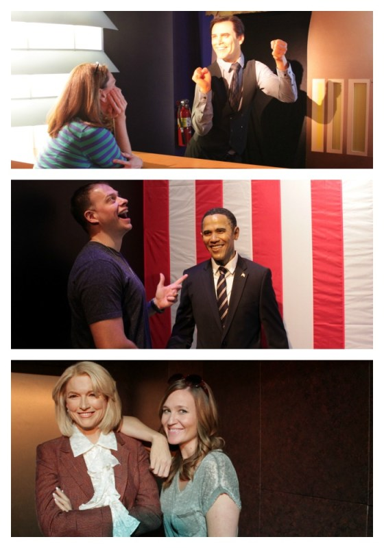 Hollywood Wax Museum in Los Angeles
