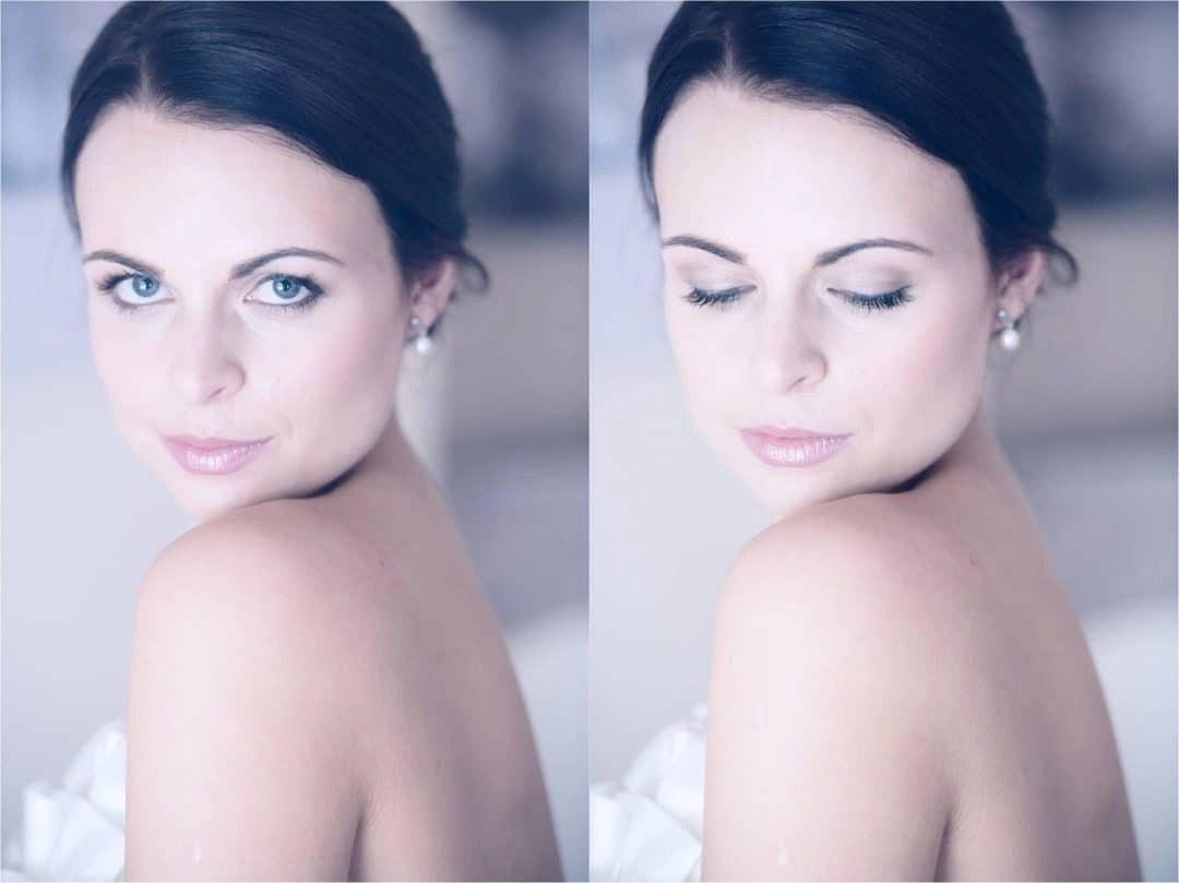bedfordshire wedding makeup - tori harris