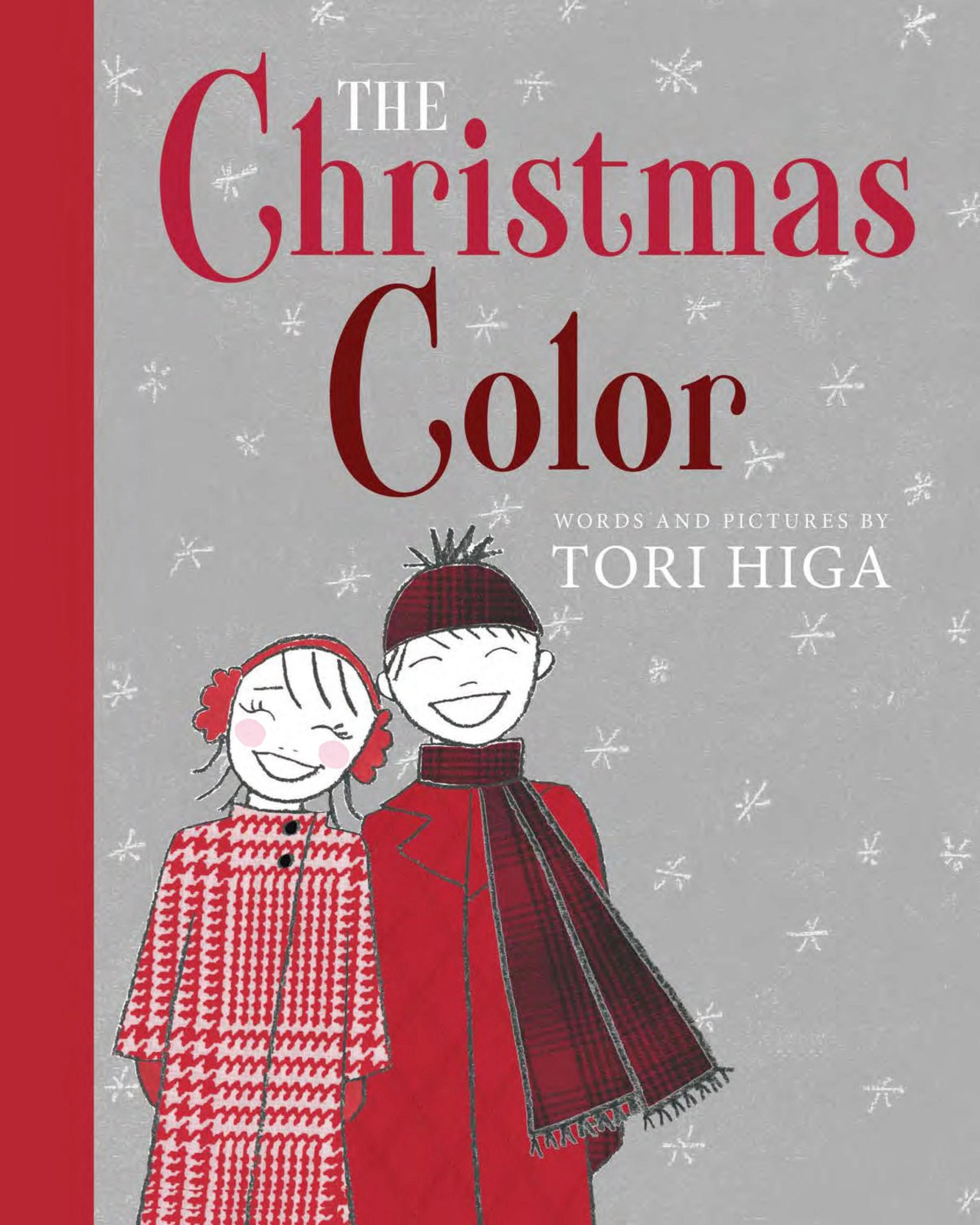 The Christmas Color Book Cover