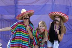 First Year Fiesta with Dani and Nikki