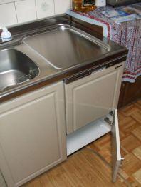 三菱 食洗機 取替え後