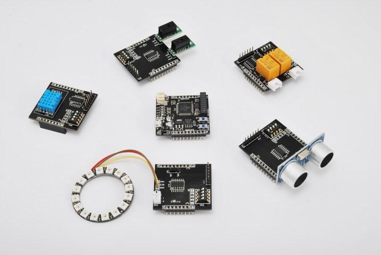Mercury System - Sistema di sviluppo per applicazioni IoT