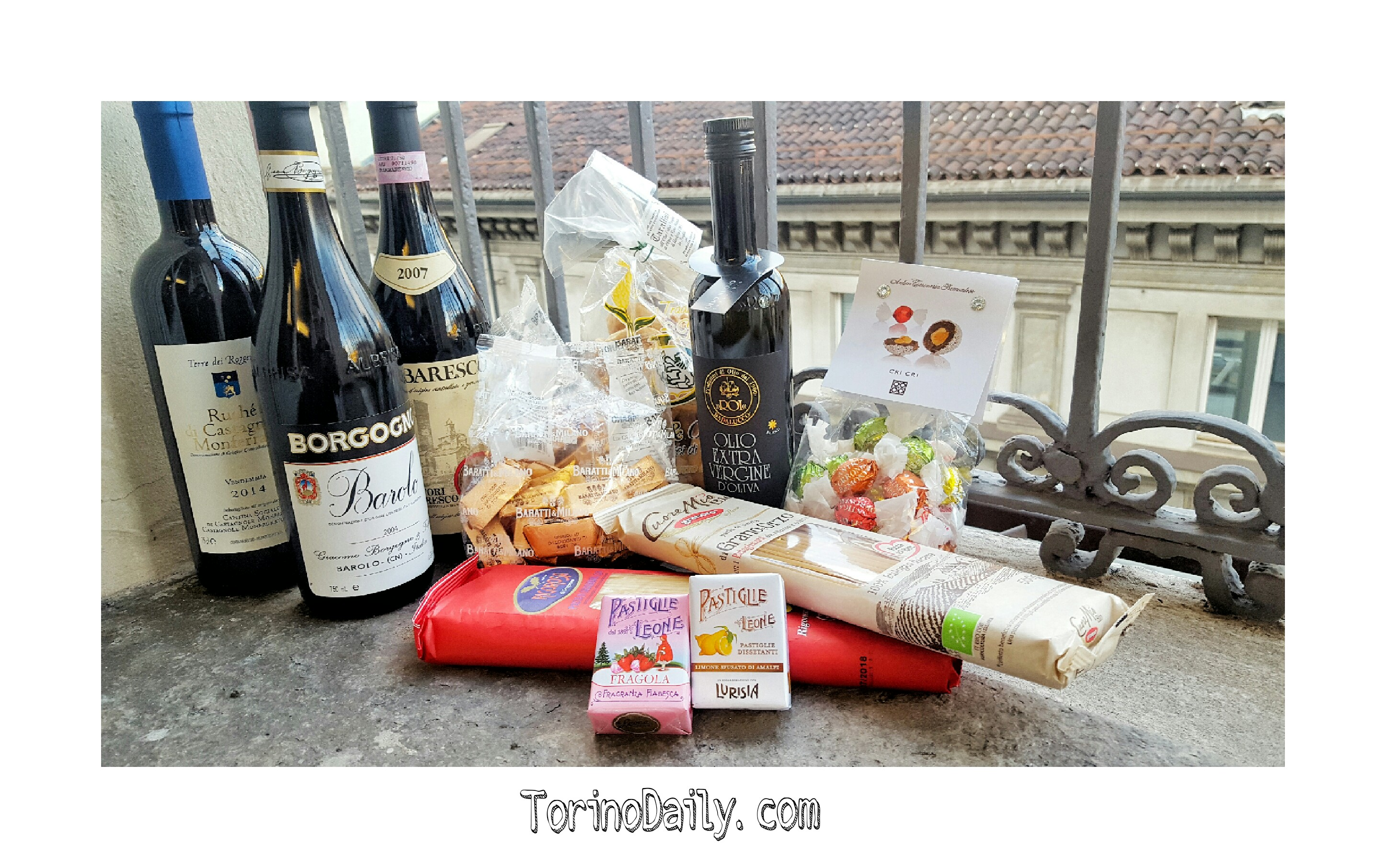 イタリア•トリノ在住者おすすめ!イタリア旅行のお土産リスト⑧(食料品編)