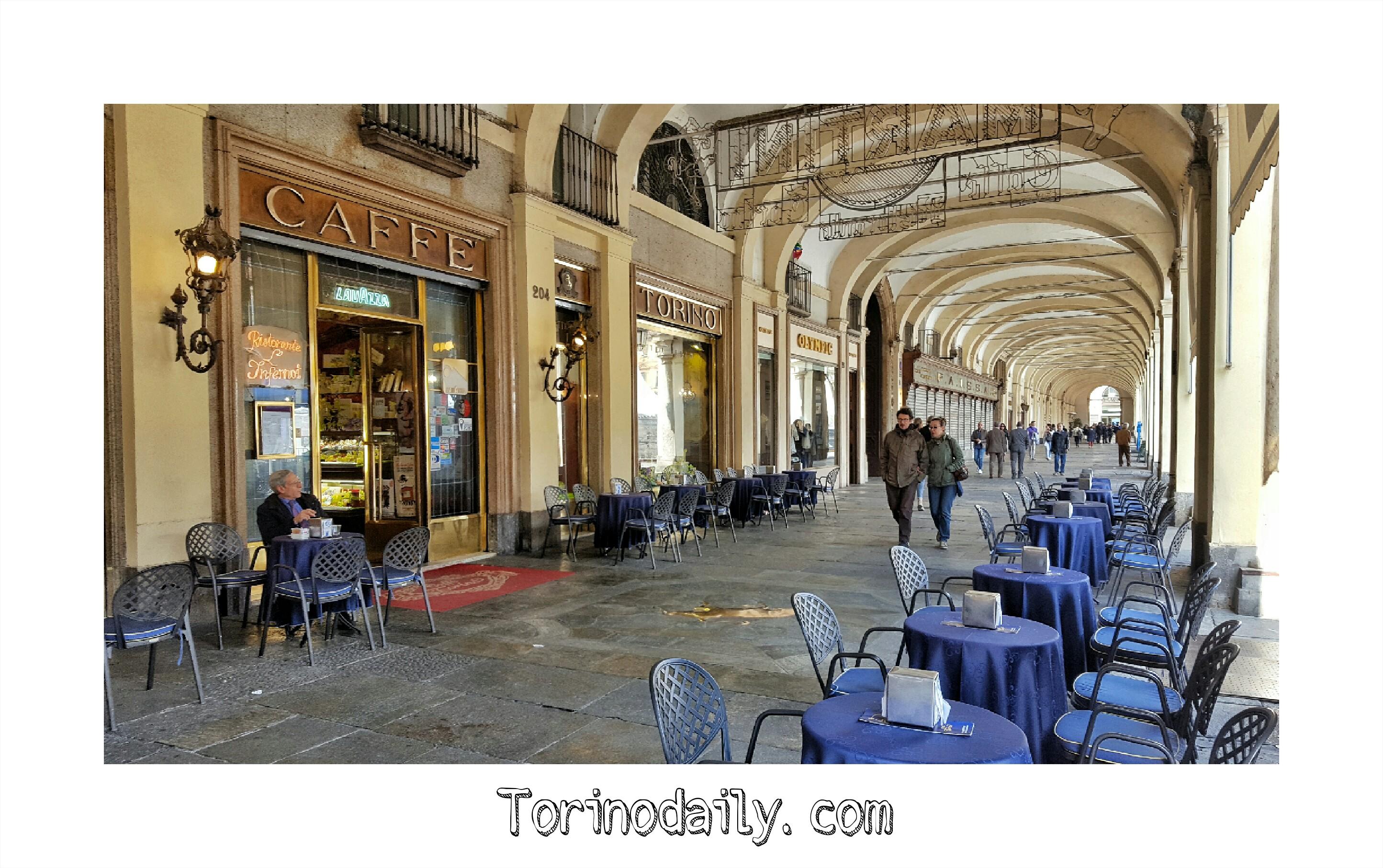 トリノのおすすめ老舗カフェ| 「caffè Torino」カフェトリノ