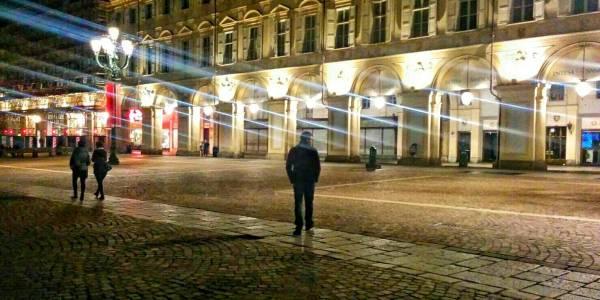 トリノ観光|夜散歩