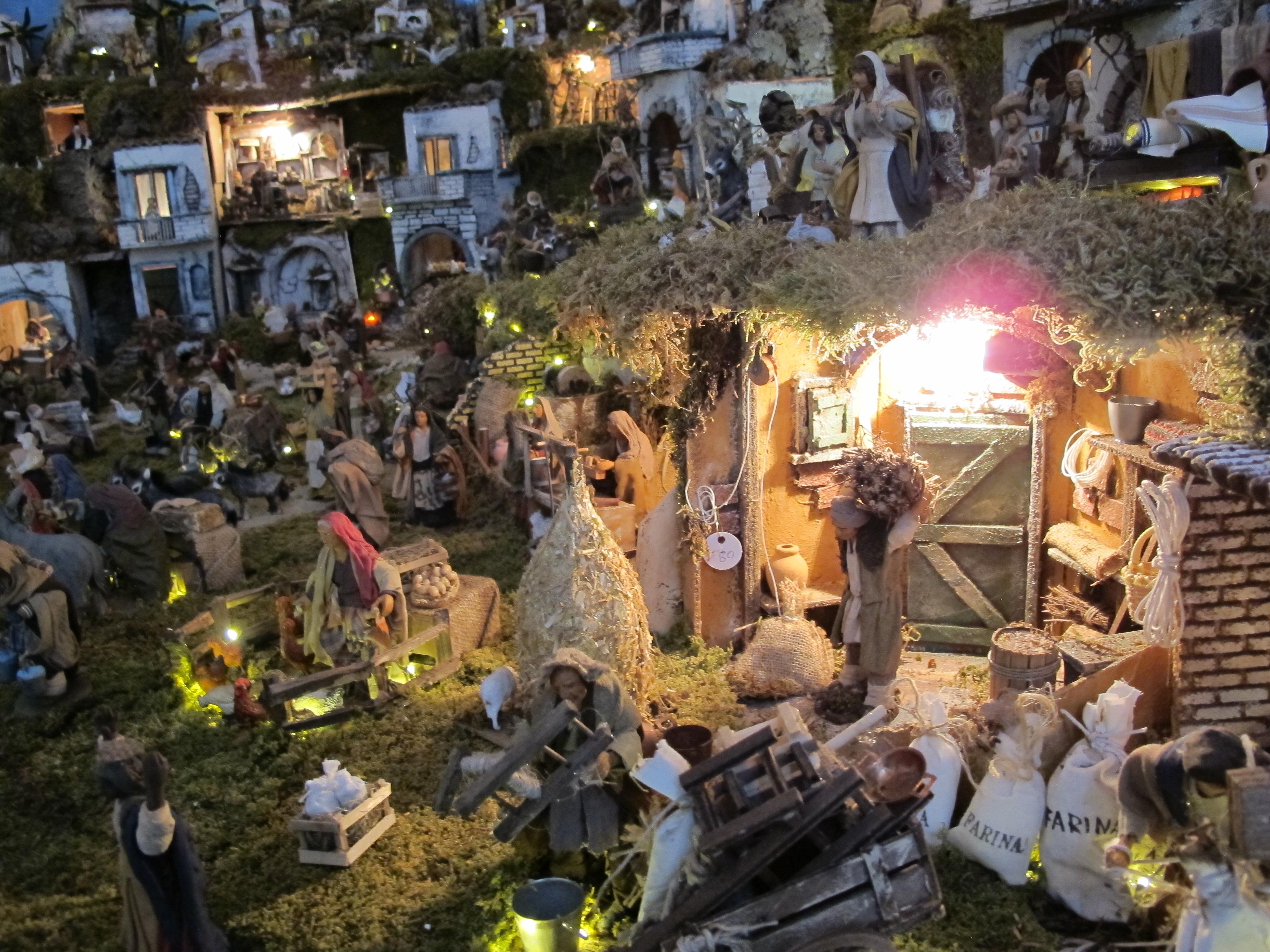 イタリアのクリスマス|絶対見たい「プレゼーペ」って何?