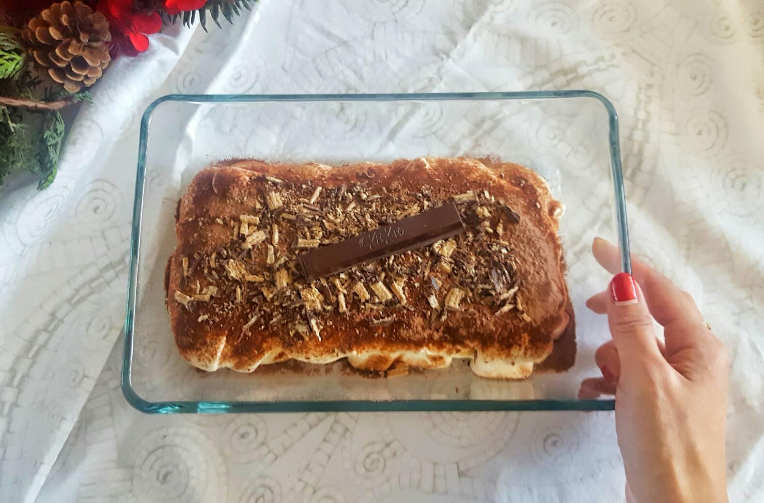 バレンタインに作りたい♪ イタリア家庭風ティラミスレシピ