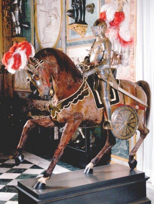 armatura di emanuele filiberto di Savoia armeria reale