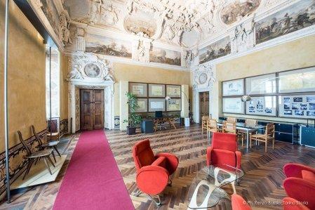 Torino, Interni del Castello del Valentino-5314
