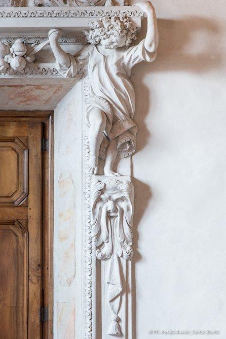 Torino, Interni del Castello del Valentino-5347