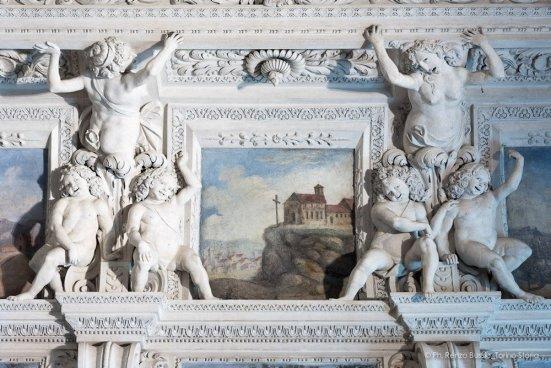 Torino, Interni del Castello del Valentino-5363