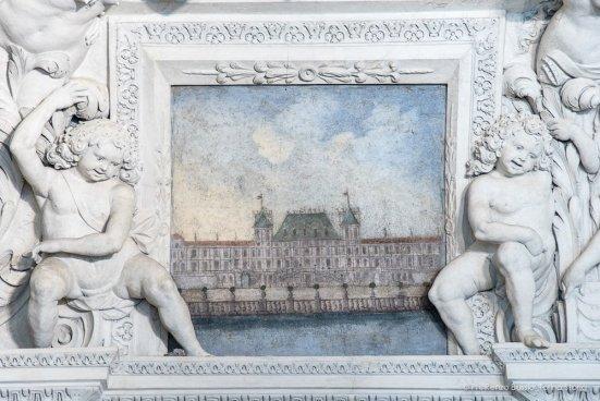 Torino, Interni del Castello del Valentino-5371