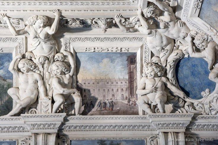 Torino, Interni del Castello del Valentino-5373