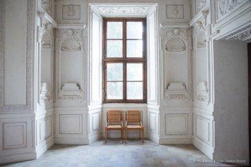 Torino, Interni del Castello del Valentino-5407