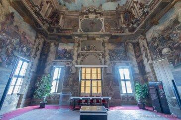 Torino, Interni del Castello del Valentino-5456