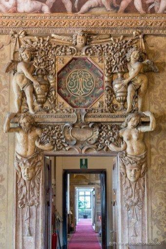 Torino, Interni del Castello del Valentino-5486