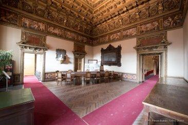 Torino, Interni del Castello del Valentino-5546