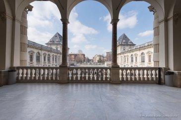 Torino, Interni del Castello del Valentino-5587