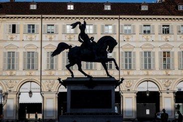 L'inaugurazione si tenne il 4 novembre (1938), festa di San Carlo e onomastico del re.