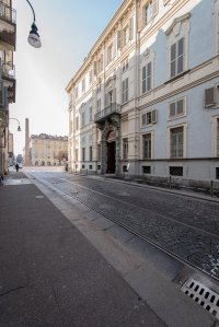 Palazzo Martini di Cigala, facciata