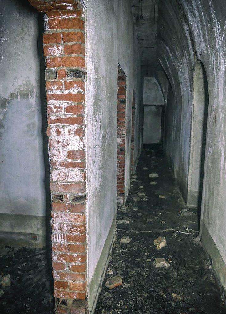 Bunker Dicat Villa Rey