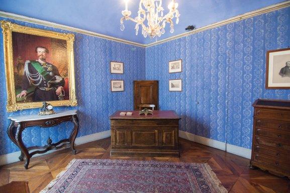L'ufficio di Cavour alle Segreterie di Stato