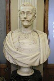 Real Collegio - Busto di Carlo Alberto