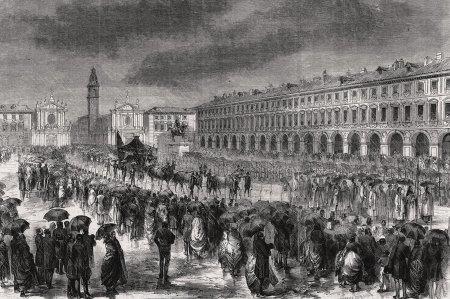Funerale di Cavour