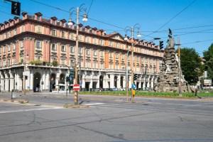 Piazza Statuto Torino