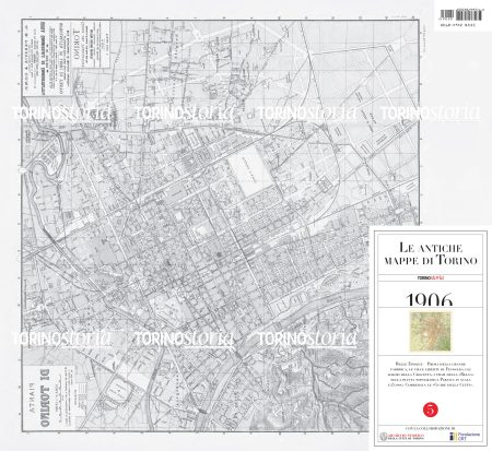 La Mappa Cinta Daziaria 1906_1