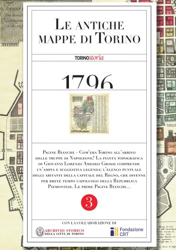 """La mappa """"Pagine Bianche"""" del 1796"""