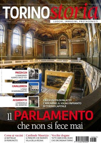 Torino Storia 57, marzo 2021, copertina