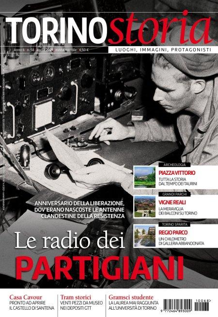 Torino Storia 58, Aprile 2021, copertina