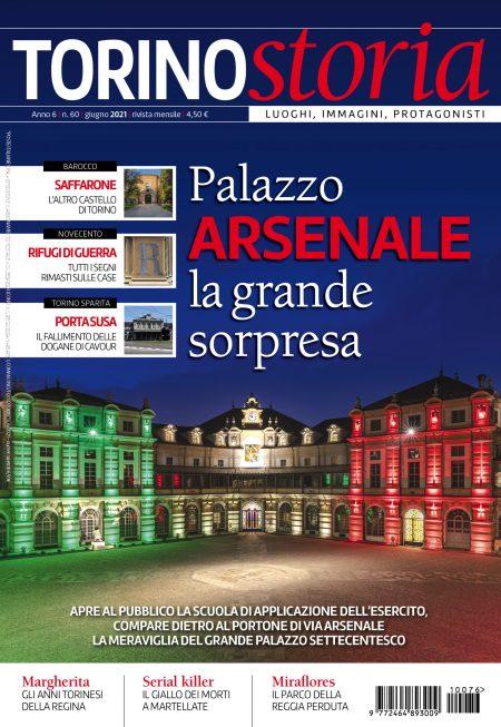 Torinoi Storia 60, Giugno 2021, copertina