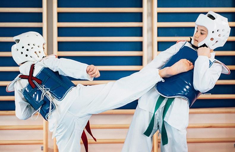 Kelebihan dan Kelemahan Beladiri Taekwondo