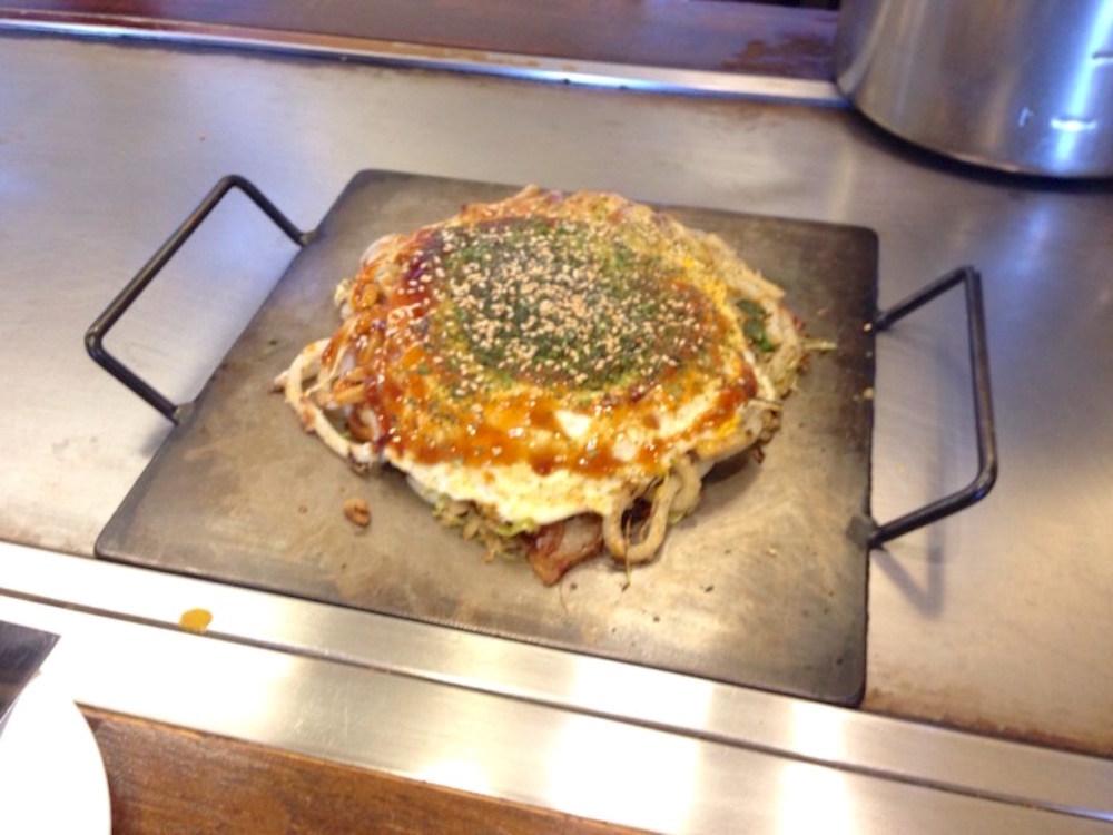 広島鉄板焼きHERA|出雲市で本格広島風お好み焼き食べるなら!
