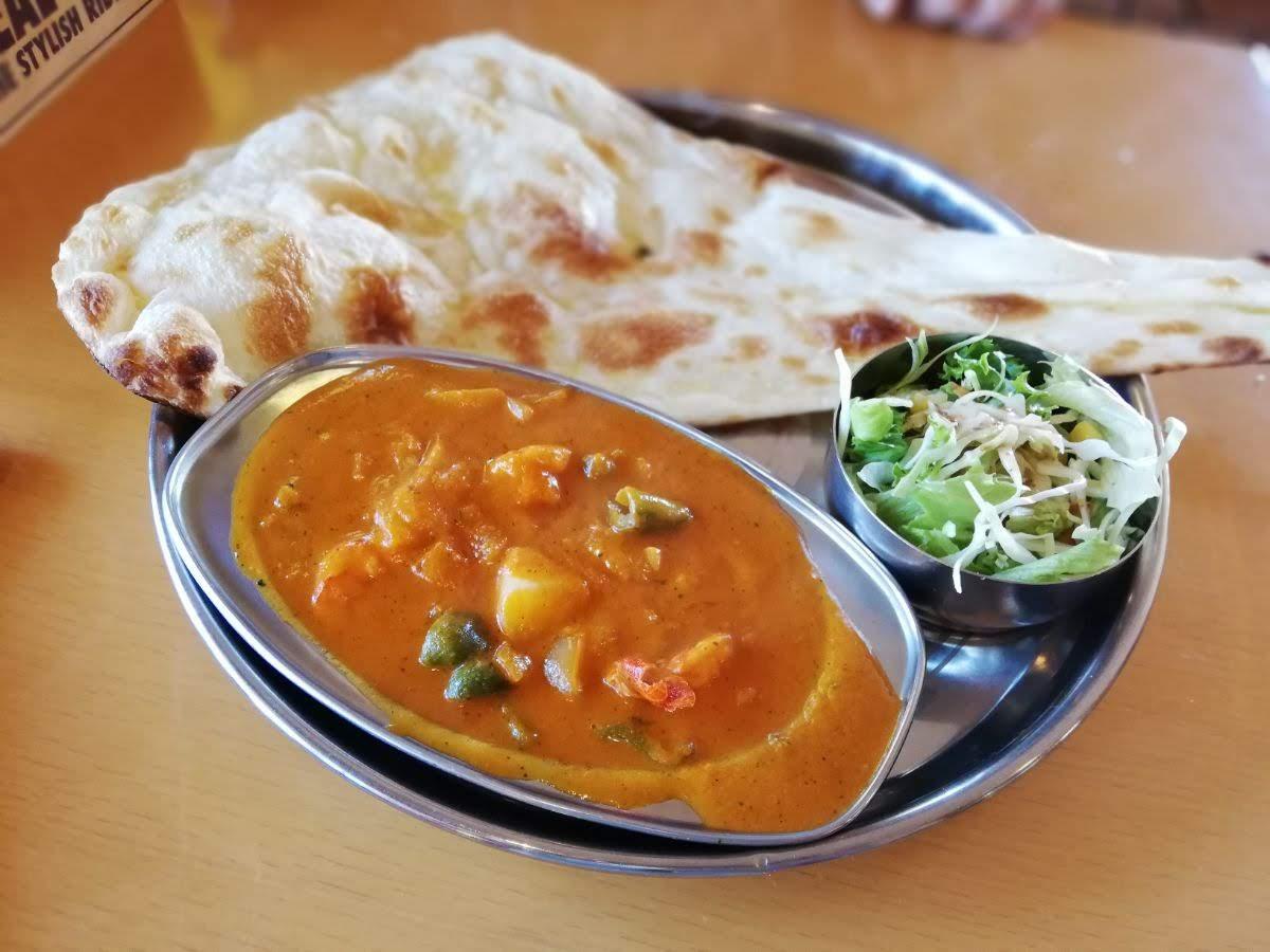 出雲市でインド人が作るインド料理に出会った|Little Indiaのインドカレー
