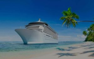 Cruise from Mumbai to the Maldives