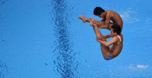 Filipino divers