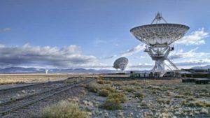 Radio blip SETI