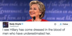 tweet-about-hillary-pantsuit