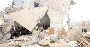 lifes a beach in syria