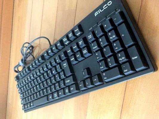 『FILCO Majestouch 2 レビュー』メカニカル式の入門に最適なキーボード