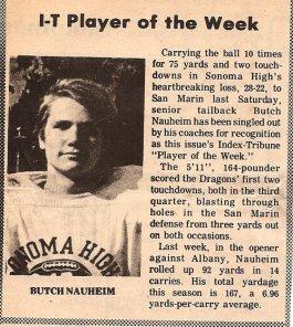 Butch-football-news