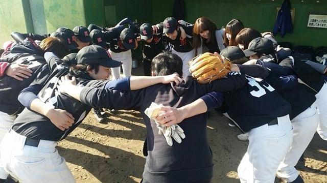 軟式野球サークルRaD