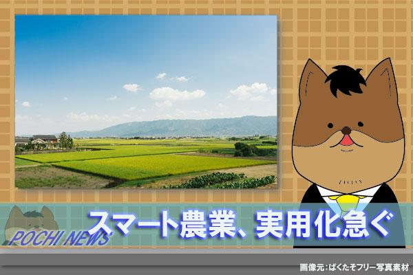 【経済ニュース21】立ち上がれ日本の農家