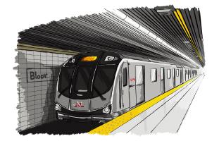 現在YUS線を走行する新車両