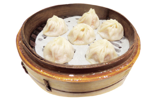 2.Crab Meat Xiao Long Bao