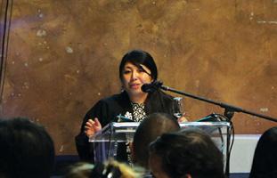 独自のアプローチで日本酒普及に努めるSake Discoveriesの新川智慈子ヘルトン代表