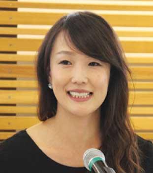 増田晶子さん